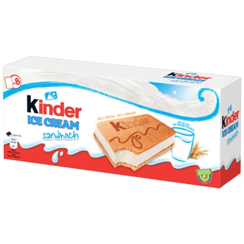 kinder Ice Cream Sandwich 480 ml