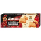 Walkers Scottie Dogs Shortbread 110 g