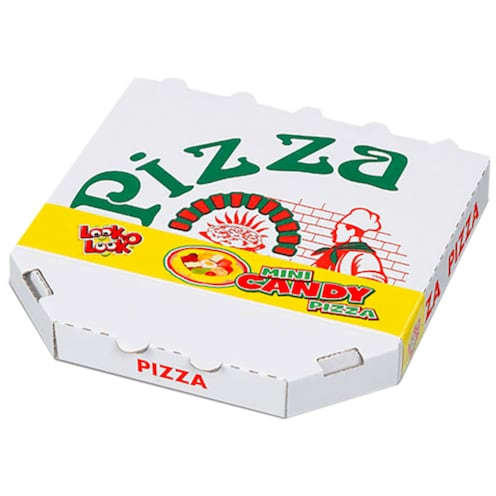 Look-o-Look Mini Candy Pizza 85 g