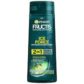 Garnier Fructis Ice Force Limette 2 in 1 Shampoo 250 ml