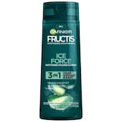 Garnier Fructis Ice Force Aloe 3 in 1 Shampoo 250 ml