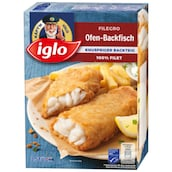 iglo Filegro Traditioneller Ofen-Backfisch 2 Stück