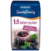 Sweet Family Gelierzucker 1:1 1 kg