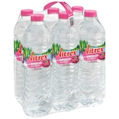 Flavoured Water Himbeere 6x1,5 l