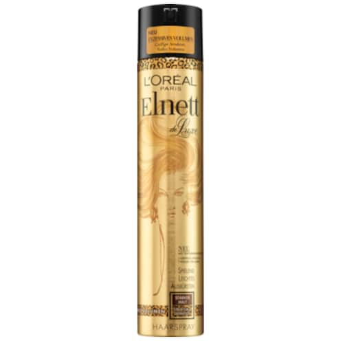 L'ORÉAL Elnett de Luxe Haarspray Exzessives Volumen Struktur & Definition starker Halt 300 ml