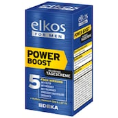 elkos FOR MEN Power Boost Belebende Tagescreme 50 ml