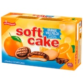 GRIESSON Soft Cake Orange Vollmilch 2 Packs à 12 Soft Cakes