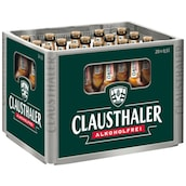 Clausthaler Extra Herb - Kiste 20 x 0,5 l