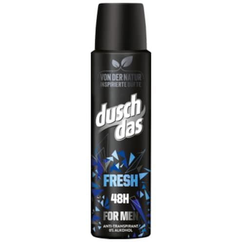 duschdas Fresh For Men 150 ml