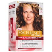 L'ORÉAL Excellence 3-fach Pflege Creme Farbe 6 Dunkelblond