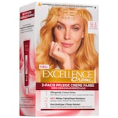 L'ORÉAL Excellence 3-fach Pflege Creme Farbe 9.3 Hellgoldblond