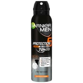 Garnier Men Mineral Protection 5 Haut + Kleidung Deospray 150 ml