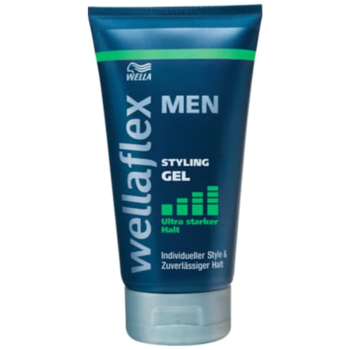 Wellaflex Men Styling Gel Ultra starker Halt 150 ml