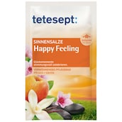 tetesept: Sinnensalze Happy Feeling Pflegebad 60 g