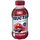 müller Fructiv Rote Multifrucht 440 ml
