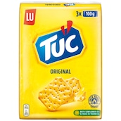 Tuc Crackers Original 3 x 100 g