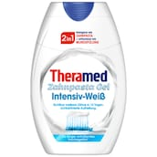 Theramed 2in1 Zahnpasta Gel Intensiv-Weiß 75 ml