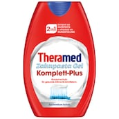 Theramed 2in1 Zahnpasta Gel Komplett-Plus 75 ml