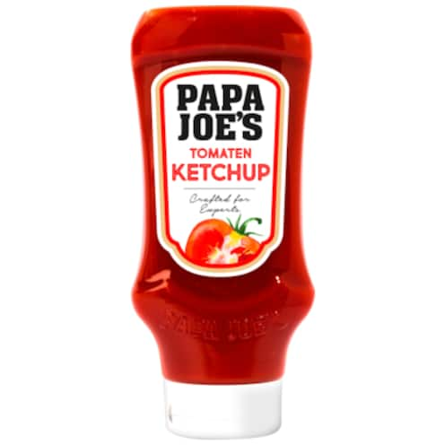 Papa Joe's Tomatenketchup 500 ml