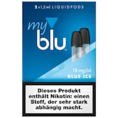 myblu Pod Blue Ice 18 mg/ml 2 x 1,5 ml