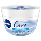 NIVEA Care Intensiv Pflege Creme 200 ml