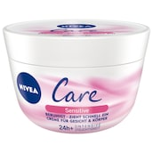 NIVEA Care Creme Sensitive 200 ml