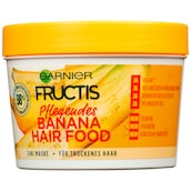 Garnier Fructis Pflegendes Banana Hair Food 3 in 1 Maske 390 ml