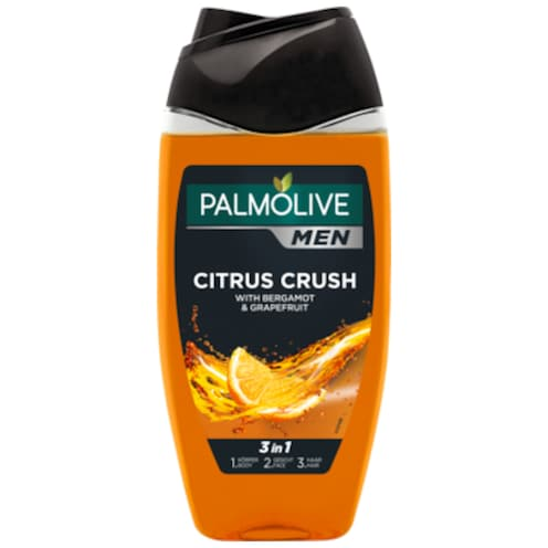 Palmolive Men Citrus Crush 3 in 1 Duschgel 250 ml