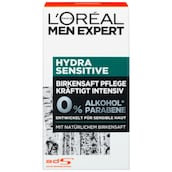 L'ORÉAL MEN EXPERT Hydra Sensitive Birkensaft Pflege 50 ml