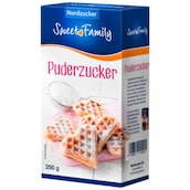 Nordzucker Sweet Family Puderzucker 250 g