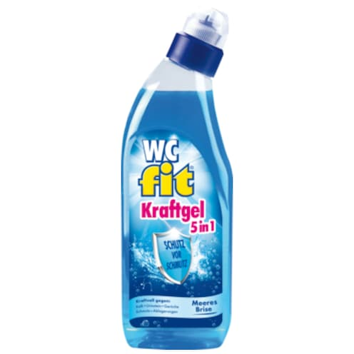 fit WC Kraft-Gel 5 in 1 Meeresbrise 750 ml