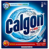 Calgon 3 in 1 Power Tabs 75 Tabs