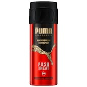 Puma Push The Heat Deospray Men 150 ml