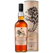 LAGAVULIN Islay Single Malt Cotch Whisky 9 Years aged Game of Thrones House Lannister 46 % vol. 0,7 l