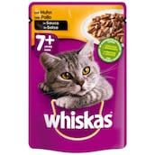 whiskas 7+ mit Huhn in Sauce 100 g