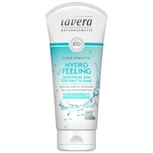 Lavera Basis Sensitiv 2 in 1 Duschgel Hydro Feeling 200 ml