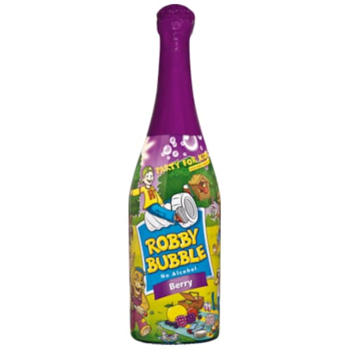 Robby Bubble Berry 0,75 l