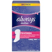 Always Profresh Large 40 Stück
