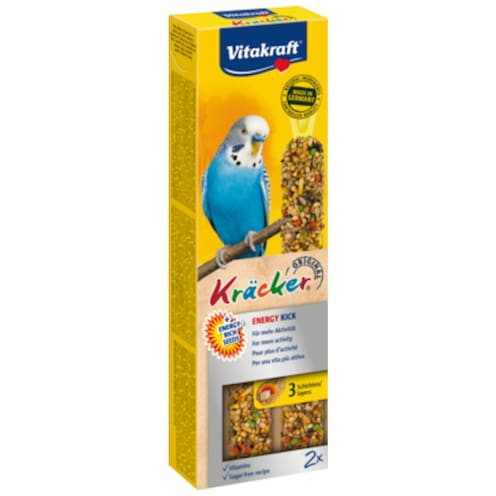 Vitakraft Kräcker® Original Energy Kick 60 g