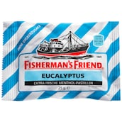 Fisherman's Friend Eucalyptus ohne Zucker Pastillen 25 g
