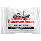 Fisherman's Friend Eucalyptus Pastillen 25 g