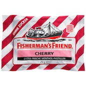 Fisherman's Friend Cherry ohne Zucker Pastillen 25 g