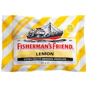 Fisherman's Friend Lemon ohne Zucker Pastillen 25 g