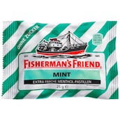 Fisherman's Friend Mint ohne Zucker Pastillen 25 g
