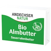 Andechser Natur Bio Almbutter 250 g