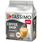 Tassimo Coffee Shop Selections Typ Flat White 8 Stück