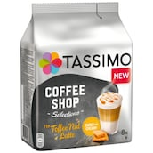 Tassimo Coffee Shop Selections Typ Toffee Nut Latte 8 Stück