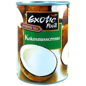 Exotic Food Kokoscreme 400 ml