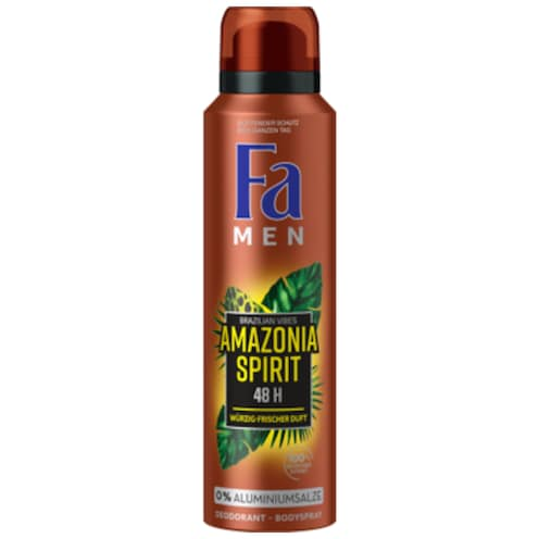 Fa Men Deospray Amazonia Spirit Brazilian Vibes 150 ml