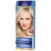 Schwarzkopf Poly Color Blondier Creme Coloration 97 silberblond Stufe 3 115 ml